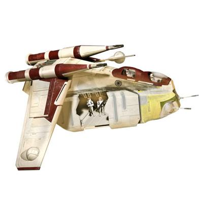 Bausatz - STAR WARS Republic Gunship (Clone Wars)