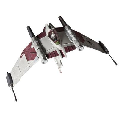 Bausatz - STAR WARS V-19 Torrent Starfighter (Clone Wars)