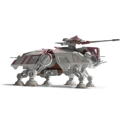 Bausatz - STAR WARS AT-TE (Clone Wars