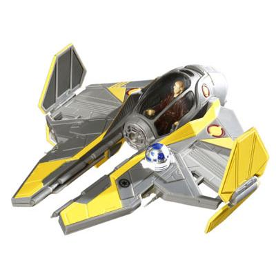 "Bausatz - STAR WARS Anakin\'s Jedi Starfighter ""easykit pocket\"""