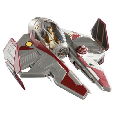 "Bausatz - STAR WARS ObiWan\'s Jedi Starfighter ""easykit pocket\"""