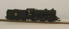 00 J39 64838 BR black E/Crest stepped Tender