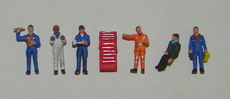 00 Traction Maintenance Depot Workers