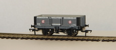 00 5 Plank Steel Floor Wagon Penderyn Limestone Quarries