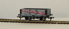 00 5 Plank Steel Floor Wagon Hopton-Wood Stone