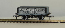 00 5 Plank Wagon Wadsworth & Sons