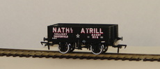 "00 5 Plank Wagon Wood Floor ""Nathanial Atrill\"""