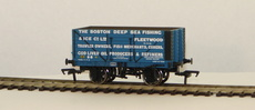 "00 8 Plank End Door Wagon ""The Boston Deep Sea Fishing & Ice Co."