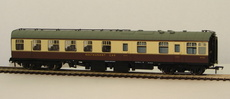 00 BR MK1 Restaurant Car RU Chocolate/Cream WR