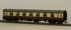 00 BR MK1 RFO Restaurant Car Chocolate/Cream