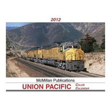Color Calendar 2012 Union Pacific