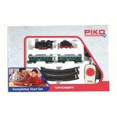 H0 Start-Set Personenzug Dampflok mit Tender