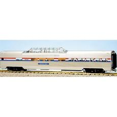 G Corrugated Aluminum Vista Dome Lighted Amtrak #1