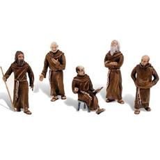 1:50 Figuren - Friars & Monks