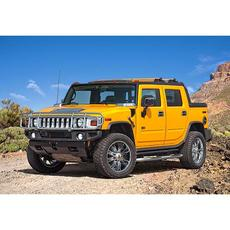 Puzzle - 120 Teile  - Hummer H2