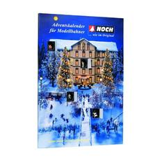 Adventskalender H0, 25 Figuren