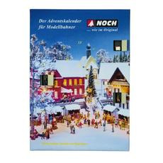 N Adventskalender, 25 Figuren