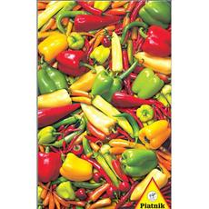 Puzzle - 1000 Teile - Paprika (extra schwer)