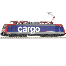 H0 E-Lok BR 189 Re474 SBB Cargo Wechselstromversion