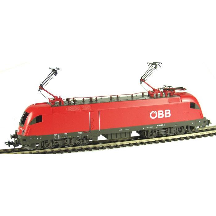 Piko 59456 Elektrolok BR 101 Swisstravel Graubünden DB AG Spur H0