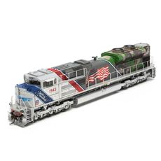SD70Ace Spirit of Union Pacific #1942; Digital mit Sound