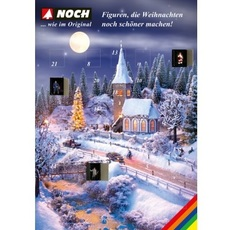 N Figuren-Adventskalender