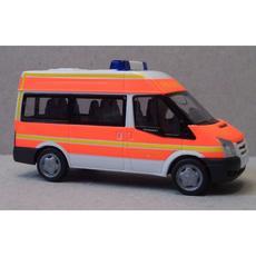 Ford Transit Bus Md Fire Brigade Wülfrath 1:87 Rietze 52507 Model Building Automotive