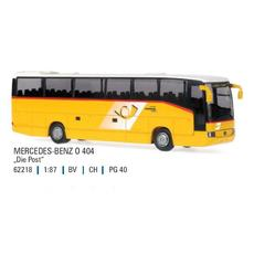 "H0 MERCEDES-BENZ O 404 ""Die Post\"" (CH)"