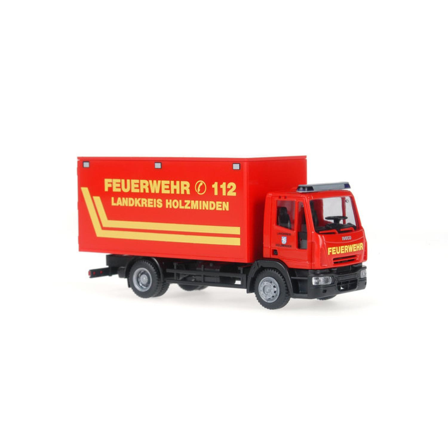 "H0 ""Iveco Eurocargo Koffer \""\""FW Ho\"""