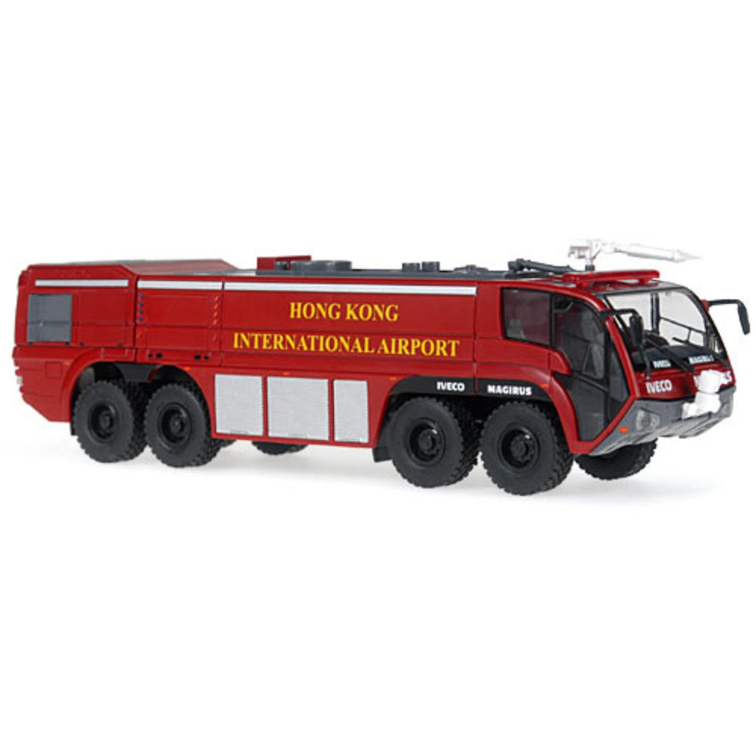 H0 Magirus Dragon X8 Airport (HK