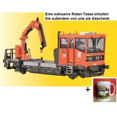 H0 ROBEL Gleiskraftwagen ÖBB Version, Funktionsmodell