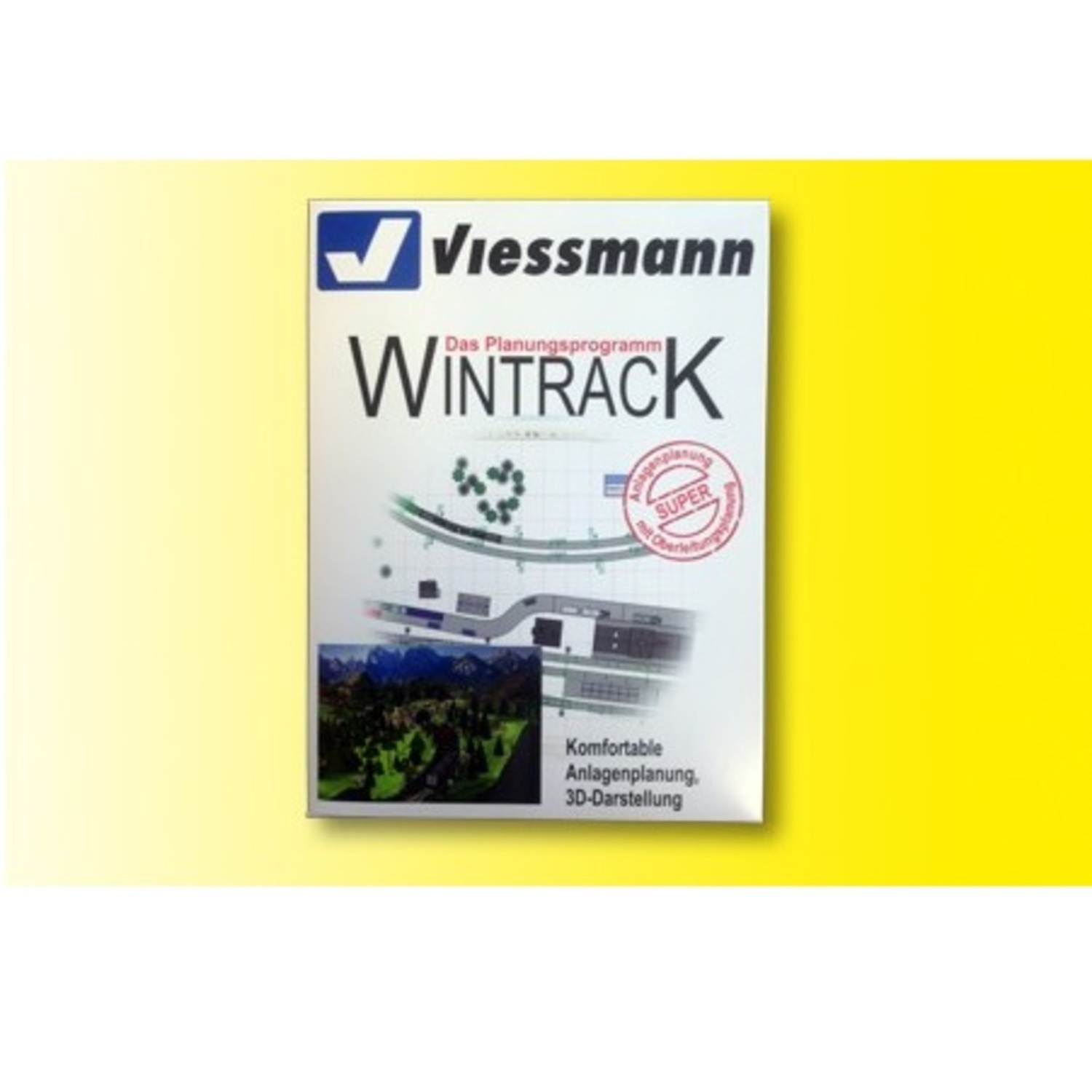 WINTRACK 13.0 Vollversion mit 3D