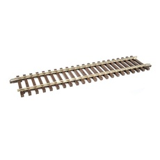 "0 Code 148 Solid Nickel Silver 2-Rail -- 10"" Straight Track Section"