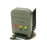 Track Voltage Tester -- For HO, N & On30 Scales