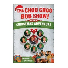 DVD Choo Choo Bob Show DVD -- Volume 6: Christmas Adventure