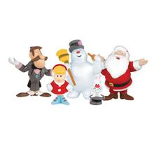 G Frosty the Snowman Figure Pack