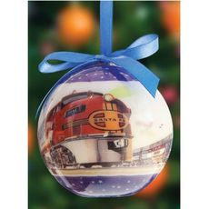Lionel Classic Christmas Ornament Gift Box