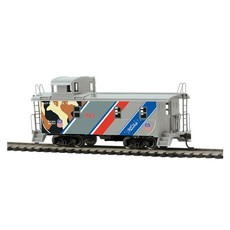 H0 Offset-Cupola Steel Caboose - Ready-2-Rail(TM) -- Union Pacific
