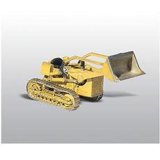 H0 Bausatz American Construction Equipment - Tracked Front End L