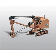 H0 Bausatz American Construction Equipment (Unpainted Metal Kit)