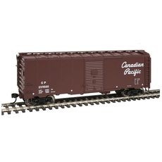 H0 40\' AAR 1948 Boxcar - Ready to Run -- Canadian Pacific #25950