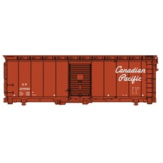 H0 40\' AAR 1948 Boxcar - Ready to Run -- Canadian Pacific #25952
