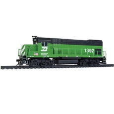 H0 EMD GP15-1 - SoundTraxx(R) Sound & DCC -- Burlington Northern