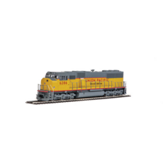 H0 EMD SD60M w/2-Piece Windshield - ESU(R) Sound and DCC -- Union Pacific(R) #6286