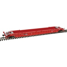 H0 53\' 3-Unit NSC Well Car - Ready to Run -- Canadian Pacific #523152 3er Set