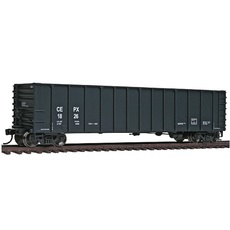H0 50\' Coal Gondola 6-Pack Trinity Industries Leasing CEPX
