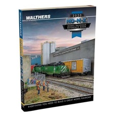 Walthers 2020 Model Railroad Reference Book