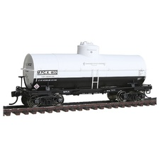 H0 Type 21 ACF 10,000-Gallon Insulated Tank Car MPCX #1632
