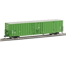 H0 60\' Gunderson Boxcar - Ready To Run -- International Bridge &