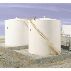 H0 Bausatz Tall Oil Storage Tank